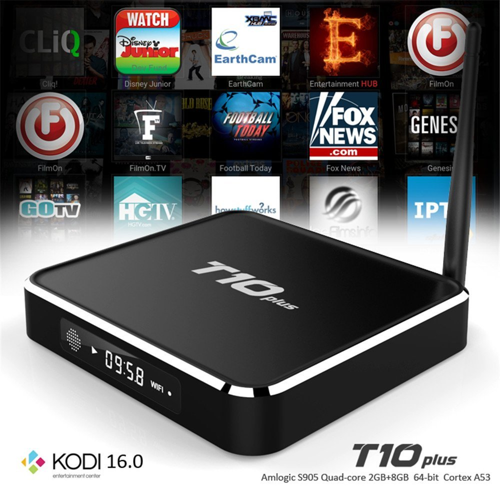 Android Lollipop 5 1 1 stock firmware for T10 Plus TV Box
